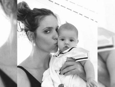 Fernanda Lima comemora três meses da filha com agradecimentos mil e manifestação sobre masculinidade feliz