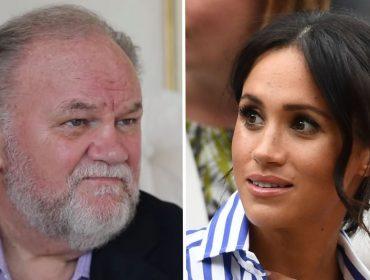 """Pai de Meghan Markle sobre a decisão da ex-atriz e do príncipe Harry de se afastar da realeza: """"Estou decepcionado"""""""