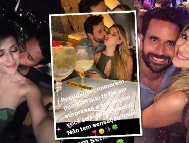 Loves in the air…Dani Calabresa começa 2020 com novo amor e desafios na profissão