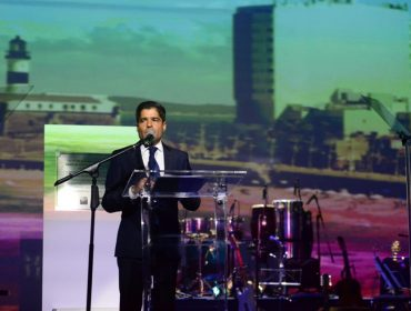 Para ACM Neto, novo Centro de Convenções é marco histórico para Salvador
