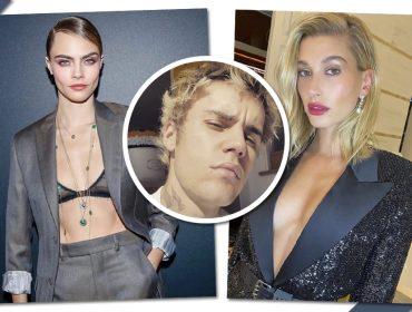 Cara Delevigne coloca mais pimenta na polêmica com Justin Bieber por ser a 'menos favorita' do cantor