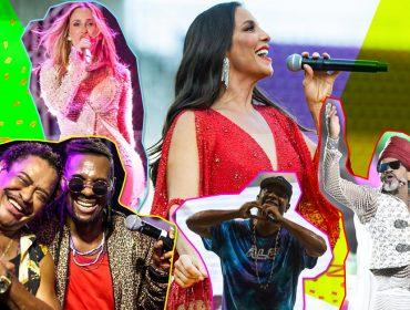 Vai ter axé, sim! De Ivete até É o Tchan, os hits baianos que vão agitar o Carnaval 2020
