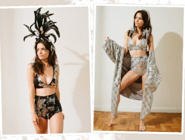 Desejo do Dia: Carnaval fashionista com top, hot pants e kimono da OS/ON