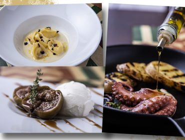 Vinheria Percussi tem menu especial com azeites de oliva de diferentes partes do mundo. Vem saber!