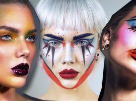 Conheça Linda Hallberg, a maquiadora sueca que vai te inspirar com suas criações neste Carnaval…