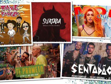 De Anitta a Léo Santana, confira os hits que prometem invadir esse Carnaval… Dá o play!
