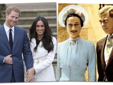 Sabia que outro herdeiro do Reino Unido abdicou do título real por causa de uma americana? Aos detalhes e coincidências!