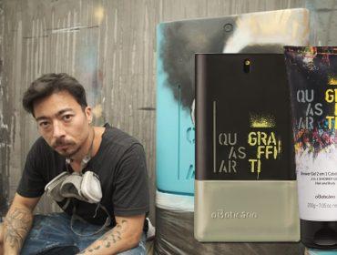 O Boticário convoca artistas de diversas regiões do país para o lançamento de Quasar Graffiti