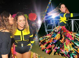 Daniela Mercury fala com Glamurama pouco antes de subir no trio: 'Quero estar poderosa, uma LGBTQI+ dentro da arte'