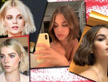 Alerta tendência! Confira o corte de cabelo mais hypado do momento e quem já aderiu…