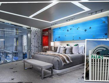 Quer conhecer  a suíte de hotel mais cara do mundo? Ela fica em Las Vegas e a diária custa módicos R$ 440 mil
