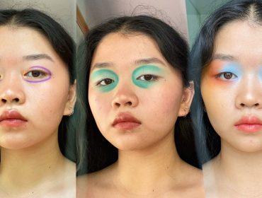 Maquiadora neo-zelandesa apresenta maquiagens abstratas que são a cara do Carnaval. Vem ver!
