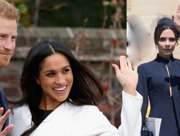 Olha o climão: Victoria Beckham se envolve em confusão com Meghan Markle e Príncipe Harry. Aos fatos!