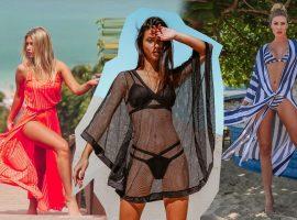 Praia de luxo: saídas de praia viram hit do beachwear nesta temporada de calor