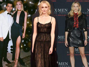 Grávida, Sophie Turner faz 24 aninhos e Glamurama passa a limpo o estilo da atriz britânica