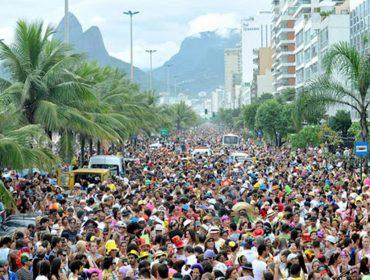 Rio de Janeiro já está em clima de folia e os blocos agitam o final de semana