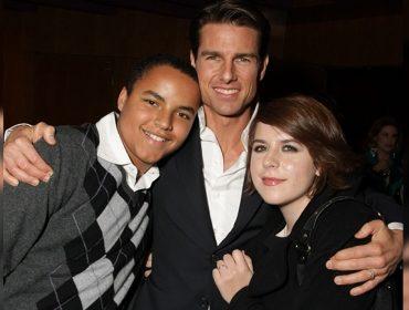 Filha de Nicole Kidman e Tom Cruise, que juntos têm fortuna de quase R$ 3 bi, faz uma graninha vendendo roupas em brechó online