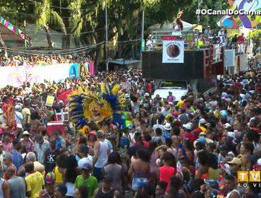 E quem ficou em casa? TVE-BA mostra o Carnaval de Salvador no YouTube e bate recorde de visualizações