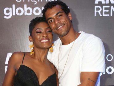 Elenco de 'Arcanjo Renegado' se reúne para lançamento de série no Rio