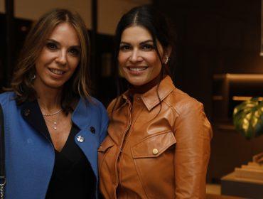 Esther Schattan recebe time de lideranças femininas em evento da  Ornare em NY