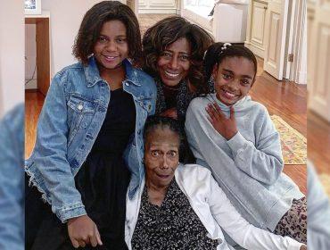 """Triste! Dona Edna, mãe de Glória Maria, morre aos 89 anos no Rio de Janeiro: """"Uma mulher extraordinária"""""""
