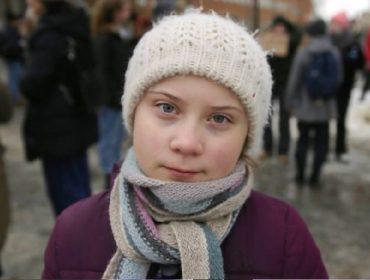 """Aos 17 anos, a ativista sueca Greta Thunberg será estrela de reality show da """"BBC"""" britânica"""
