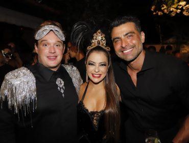 Helinho Calfat arma Baile de Máscaras para comemorar aniversário