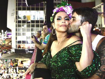 Ivete Sangalo não para! Depois de 4 horas de trio, cantora segue na folia aos beijos com o marido