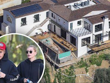 Hailey Baldwin e Justin Bieber estão de olho em château à venda por quase R$ 90 milhões
