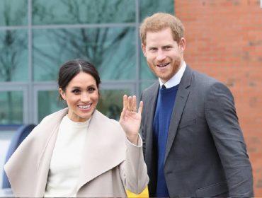 Meghan e Harry fazem primeira aparição pública em get together de poderoso banco