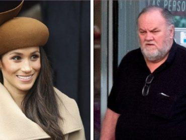 """Pai de Meghan Markle afirma que a ex-atriz e o príncipe Harry """"insultam"""" a rainha com seu comportamento"""