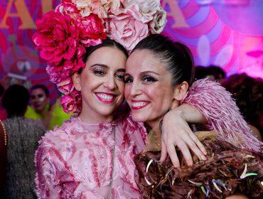 Baile da Arara reúne celebs e foliões descolados em casarão em Santa Teresa