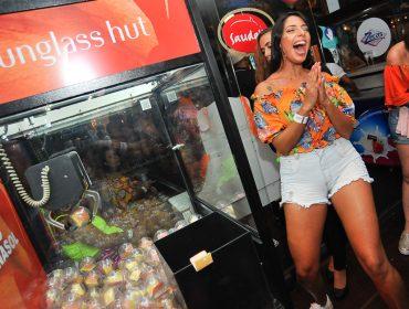 Sunglass Hut desembarca em Salvador e faz a festa dos convidados da Casa Bem Bahia