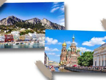 De Capri a São Petersburgo, conheça os destinos onde serão apresentadas as principais cruise collections desse ano