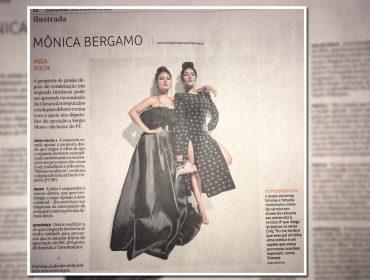 Simone e Simaria estrelam a capa da J.P com destaque na Folha de S. Paulo. Vem ver!