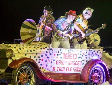 Nos 70 anos do trio elétrico, Salvador faz homenagem aos seus criadores: Dodô e Osmar