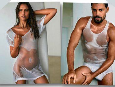 Cauã Reymond mais sexy do que nunca na nova série de fotos de Mario Testino. Glamurama falou com o fotógrafo!