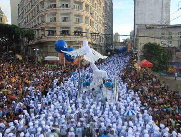 Projeto Carnaval Ouro Negro apoia grupos de matriz africana na festa de Salvador