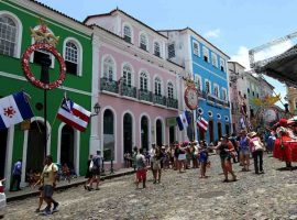 Circuito do Pelourinho em Salvador oferece Wi-Fi grátis até terça-feira de Carnaval