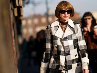 Anna Wintour e outras editoras de moda dos EUA se auto-impõem quarentena por causa do Covid-19