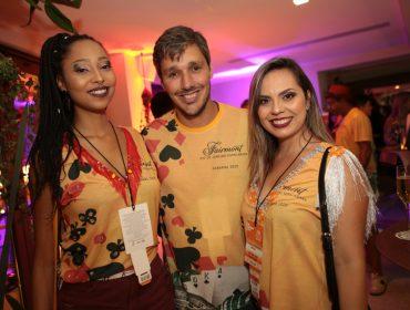 Primeiro Carnaval do Fairmont Rio de Janeiro foi dos mais fervidos. Vem ver o que rolou!