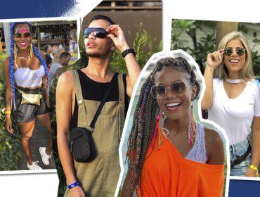 Sunglass Hut levou um time de influencers para curtir a folia no camarote Casa Bem Bahia