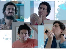O Boticário convida Rafael Portugal para falar sobre cuidados masculinos com a linha 'Malbec Club' e 'Men'