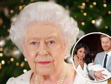 Rainha Elizabeth está sentindo muita falta de Archie, o caçula da família. Vem saber!