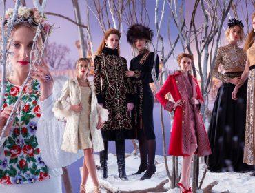 Rússia é a inspiração de Sandro Barros para a coleção Outono / Inverno 2020. Vem conhecer!