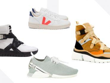 Sneaker ganhou status de calçado de luxo e segue firme como queridinho dos fashionistas!