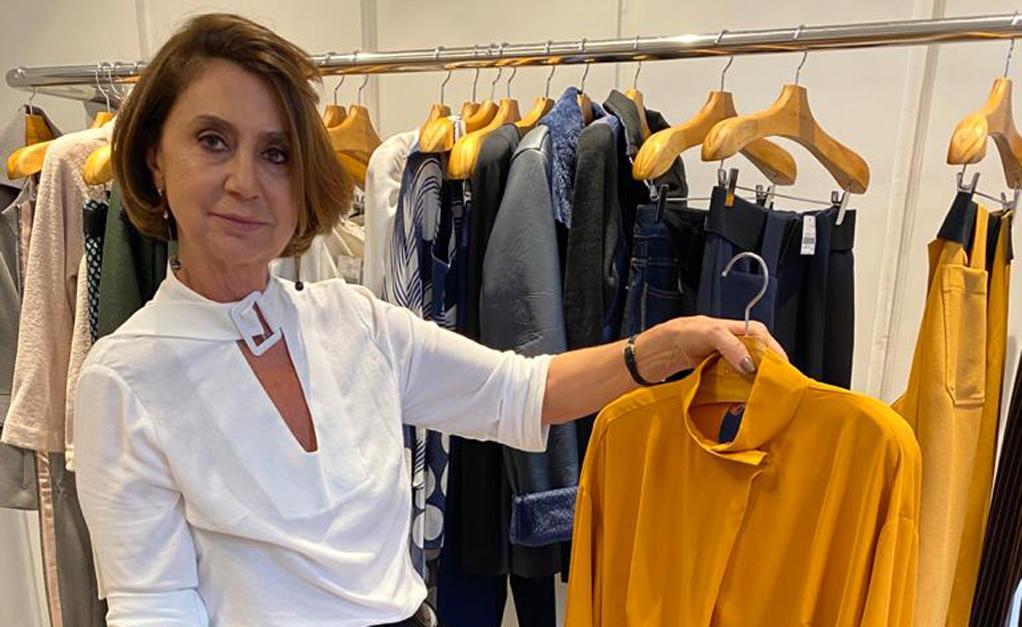 Cléo Aidar lança sua coleção outono/inverno 2020 na loja do Itaim