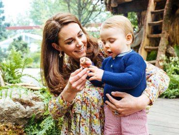 Kate Middleton revela qual a música preferida do príncipe Louis, que está prestes a completar 2 aninhos