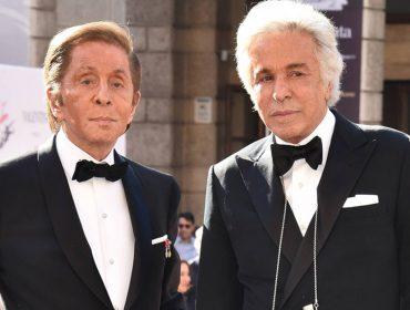 Valentino Garavani e Giancarlo Giammetti doam quase 60 milhões de reais para ajudar hospital a tratar de pacientes com COVID-19