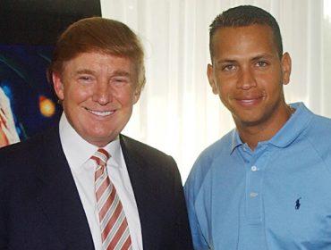 O novo conselheiro de Trump sobre a pandemia de Covid-19 é Alex Rodriguez, noivo de J-Lo